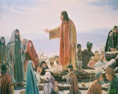 Jesus responds to Sanhedrin