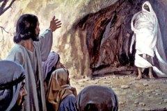 Jesus-Lazarus