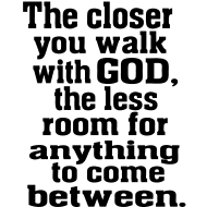 WALK-WITH-GOD
