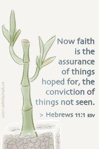 Hebrews11.1