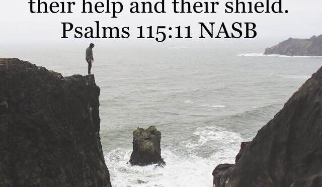 Trust in the Lord as Our Help and Shield