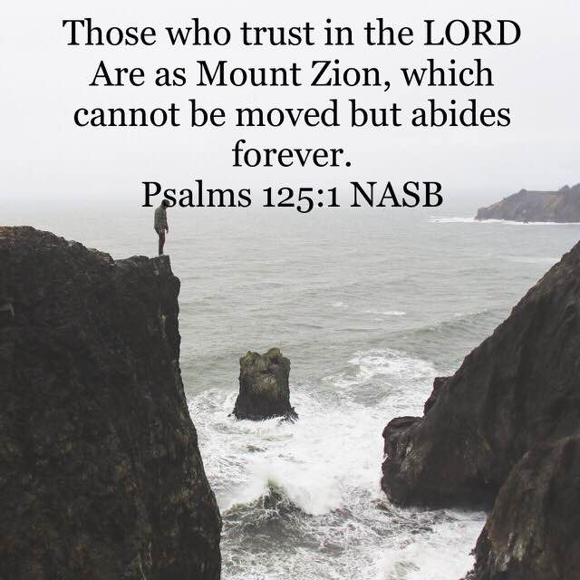 Those Who Trust in the Lord Stand Firm