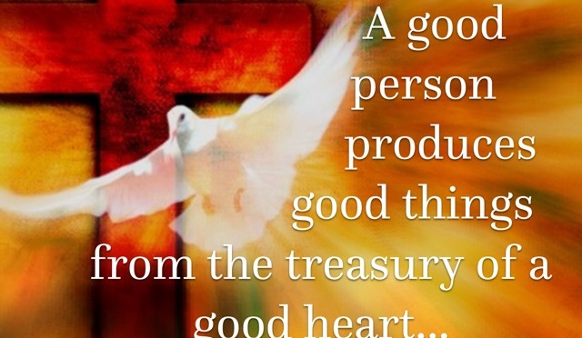 The Treasury of Good