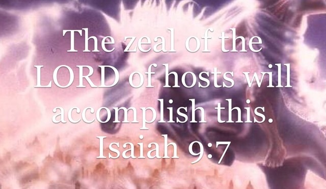 Zeal of the Lord