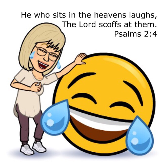 God Laughs!