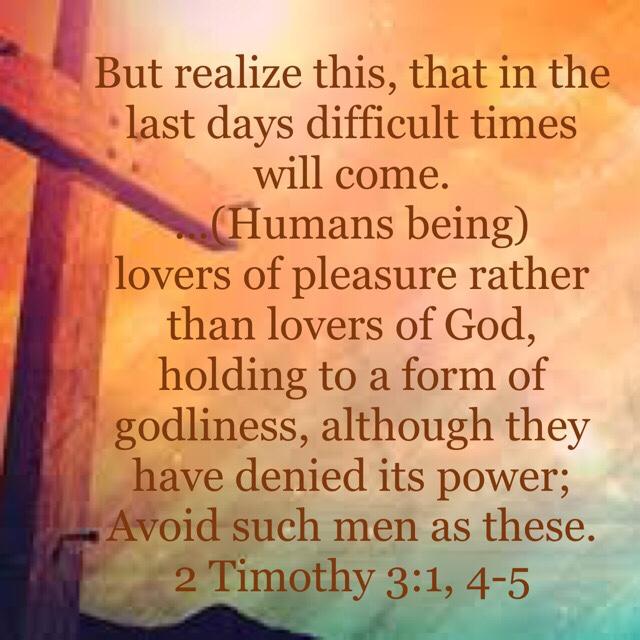 A Transforming Trip Through 2 Timothy – Part 7