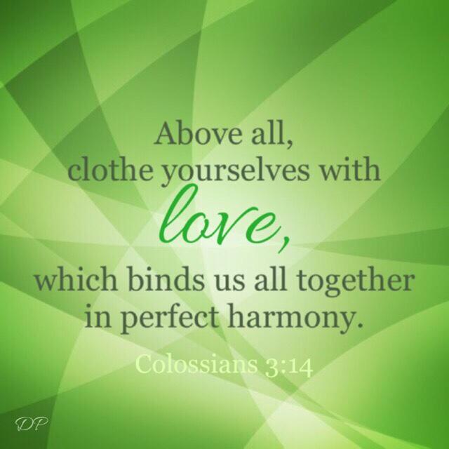 Love's Perfect Harmony