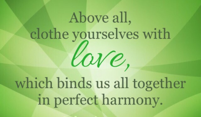 Love's Perfect Harmony