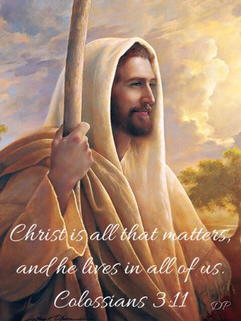 Christ Lives in US