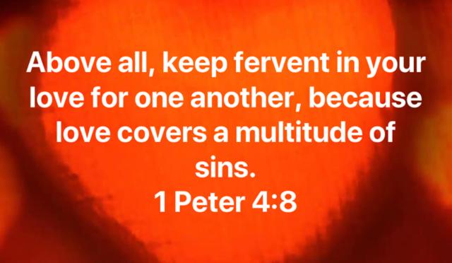 Seeds of Unforgiveness